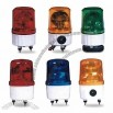 Warning Lights, Available in Blue, Red, Green and Orange