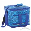 Water-drop blue design Insualted Cooler Bag