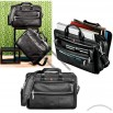 Wenger Leather Double Compartment Attache