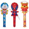 Cartoon character cheering stick, inflatable thunder stick
