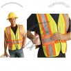 Expandable Safety Vest with Pockets