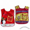 Kids' Safety Vest with Reflective Strap