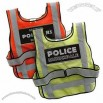 LED Reflective Safety Vest with Programmable Lighting Sequence