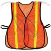 Non-ANSI High Visibility Open Mesh Vest(1)