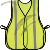 Non-ANSI High Visibility Open Mesh Vest in Lime
