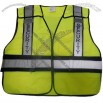 Public Reflective Safety Vest - Security