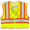 Safety Lime Green Flame Resistant Class II Vest
