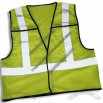 Tear Way Style Vest/Roadway Safety Clothing with 50mm Silver Reflective Tape