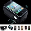 Magic speaker Wireless induction Audio Interaction Amplifying Speaker for Mobile Phone