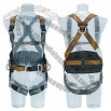 Fall-Arrest Safety Harness