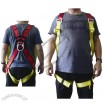 Fall Protection Safety Harness, Full Body Safety Harness