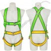 Polyester Safety Harness with 1 D Ring