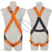 2 D Ring Fall Protection Full Body Harness
