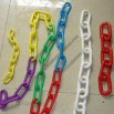 Colours Plastic Chain
