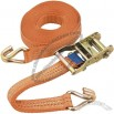 Ratchet Tie Down Polyester Webbing 35mm x 6mtr 2000kg Load Test
