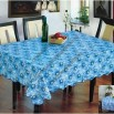 Newest Waterproof Square PVC Printed Table Cloth