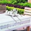 PVC Lace Table Runner