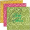3-Ply Luncheon Napkin With Pattern