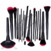 New Arrival Goat Hair Makeup Brushes Set