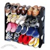 4 Level Shoe Rack Organizer