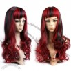 Fashion Red Women's Wigs