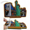 Statue of Liberty Soft PVC Rubber Refrigerator Magnet