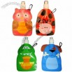 Animal Shape Foldable Drinking Water Bottle