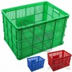 Offer Stackable Vented Plastic Crate, Egg Crate, Plastic box Medium