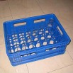 Plastic Crate - Circulation & Storage Box For Glass Bottle