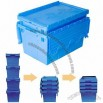 Stackable And Nestable Plastic Crate