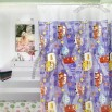 Bath Shower Curtains