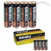 Alkaline Batteries for LR6, 1.5V AA Size with Blister Card/Shrink Pack