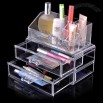 Clear Dressing Table Organizer