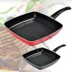 Stone-Coated Non-Stick Grill Pan
