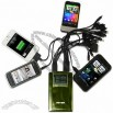 1000mAh Power Bank Portable Journey USB Battery Charger Mobile Power Supply