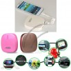 5000mAh Dual-USB Fashionable & Portable Power Bank External Battery Charger