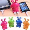 5600mAh Solid Rabbit Style Portable Power Station