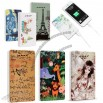 Ultra-slim Portable Power Bank with High Capacity and 3D Designed Picture