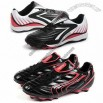 Comfortable Running Shoes, Made of PU Upper and Rubber Outsole Materials