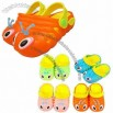 Insect Design Children's Clogs