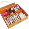 Underbed Shoe Organizer, Made of Nonwoven