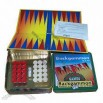 Backgammon Set in Tin