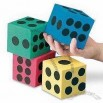 Foam/Jumbo/Playing Dice