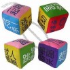 Plush Game Dice with Stuffed PP Cotton