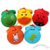Educational Toys Cartoon Wooden Castanets Musical Toys Percussion Castanets Toys