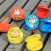 Customized Orff Instruments Child Percusses Cartoon Wooden Castanet