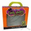 Custom Candy Cardboard Box with Window and Handle