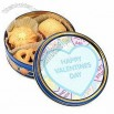 Cookie Tin, Personalize with 2 Lines of 22 Characters/Spaces/Line