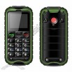 1.8-inch Water-resistant Senior Phones, Used for Elderly Use/Camera/LED Torch/SOS/Large Buttons/Font