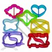 7-Assorted Sandwich Cutters
